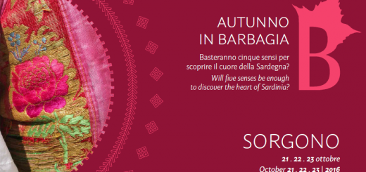 Autunno in Barbagia a Sorgono - Dal 21 al 23 ottobre 2016