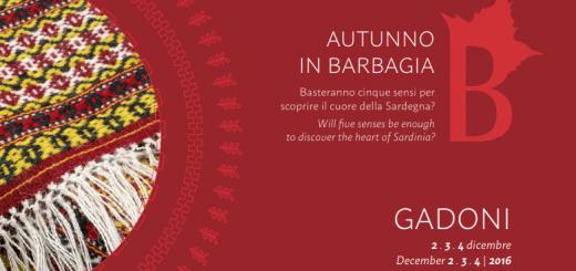Autunno in Barbagia a Gadoni - Dal 2 al 4 dicembre 2016