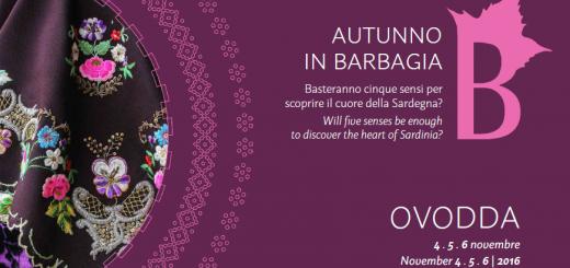 Autunno in Barbagia a Ovodda - Dal 4 al 6 novembre 2016