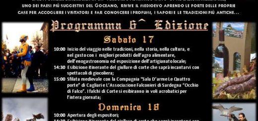 6^ edizione Prendas de Adelasia - A Burgos il 17 e 18 dicembre 2016