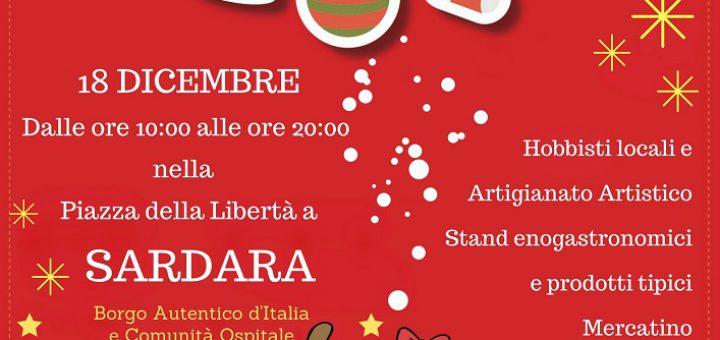 Mercatino di Natale a Sardara - Domenica 18 dicembre 2016