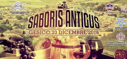 Saboris Antigus a Gesico - Venerdì 23 Dicembre 2016