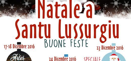 Natale a Santu Lussurgiu - Il programma degli eventi