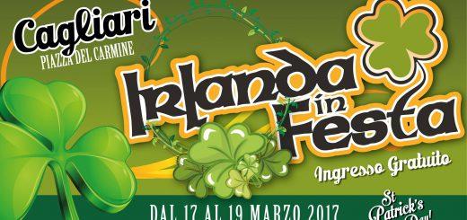 Irlanda in Festa - A Cagliari dal 17 al 19 marzo