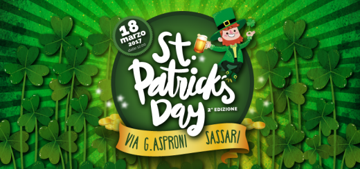 St. Patrick's Day a Sassari - Sabato 18 marzo 2017