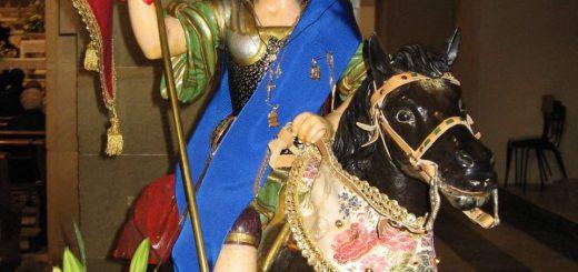 Sabato 6 e domenica 7 maggio 2017 a San Gavino Monreale si rinnova il culto del santo guerriero