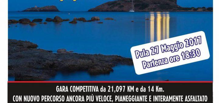 8^ Maratonina dei Fenici a Pula - Sabato 27 maggio 2017