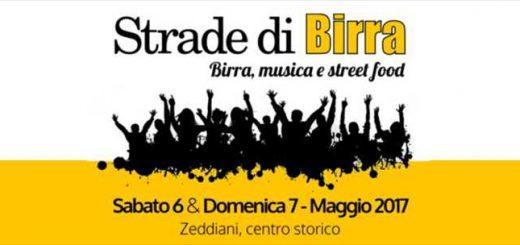 Strade di Birra a Zeddiani - Sabato 6 e domenica 7 maggio 2017