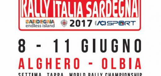 Rally Italia Sardegna 2017 - Dall'8 all'11 giugno