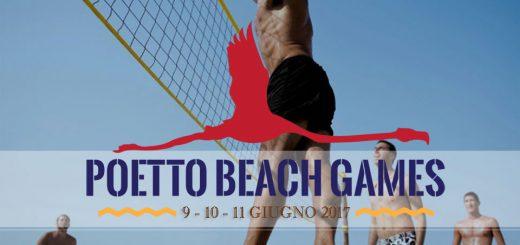 2^ edizione Poetto Beach Games - Dal 9 all'11 giugno 2017