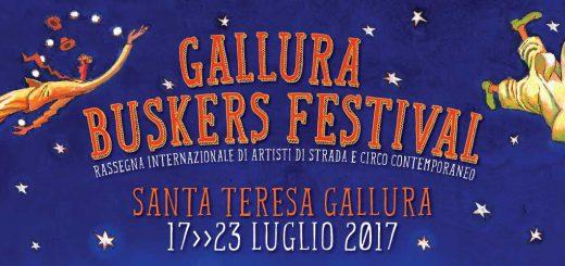 5^ edizione Gallura Buskers Festival - A Santa Teresa di Gallura dal 17 al 23 luglio 2017