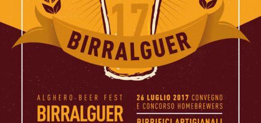 5^ edizione Birralguer: Alghero Beer Fest - Dal 26 al 29 luglio 2017