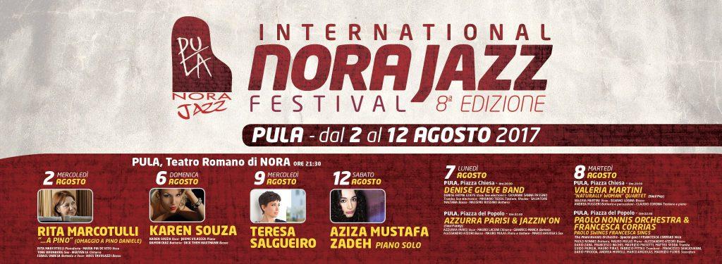 8° International Nora Jazz Festival