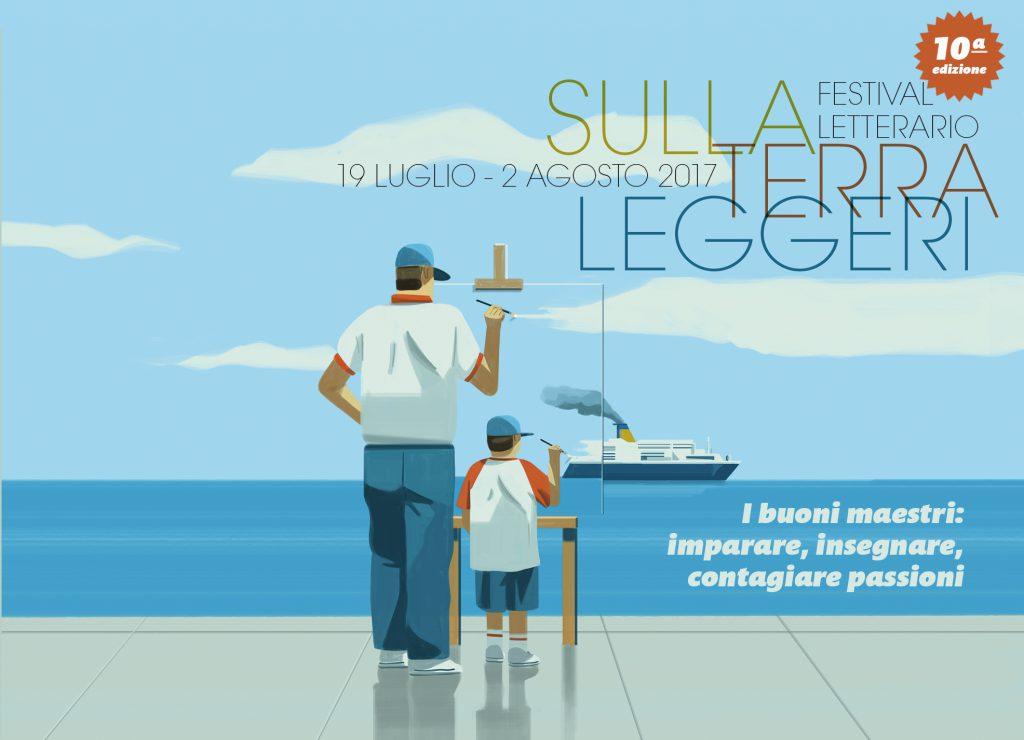 Sulla Terra Leggeri, Festival della letteratura della Sardegna - Dal 19 luglio al 2 agosto 2017