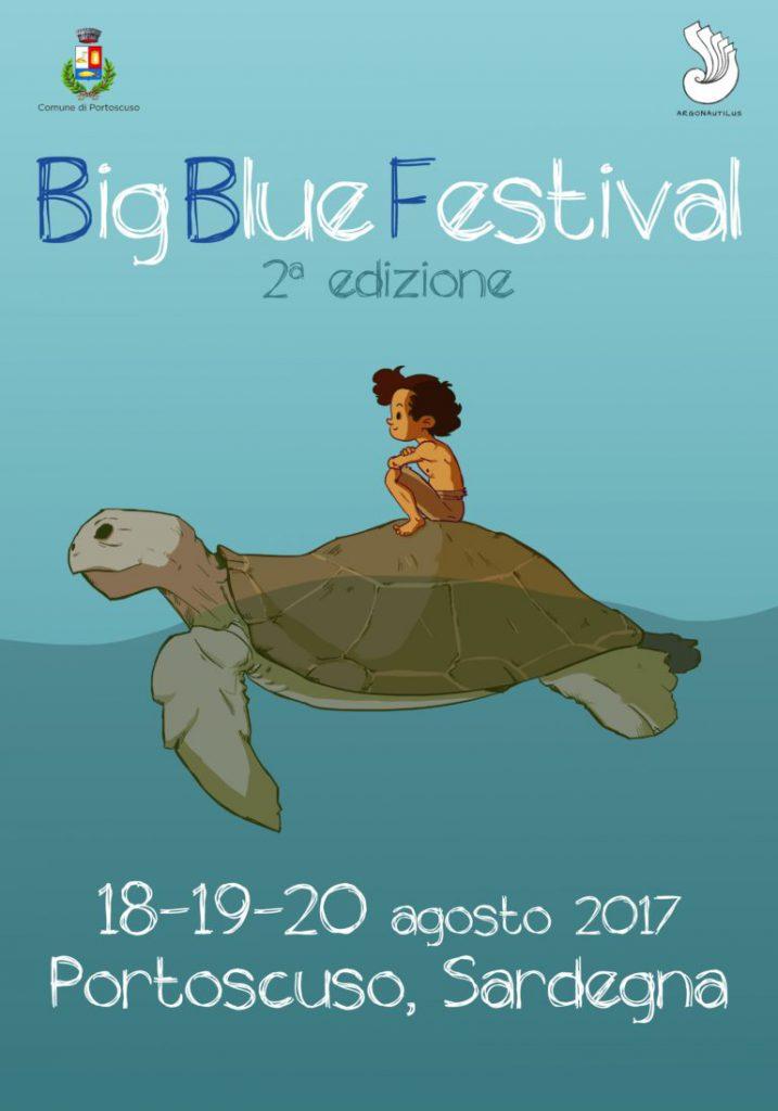Big Blue Festival - Dal 18 al 20 agosto 2017 a Portoscuso