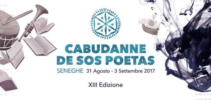XIII Cabudanne de sos poetas - A Seneghe dal 30 agosto al 3 settembre 2017