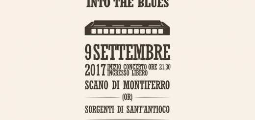 RocKas Into the Blues - A Scano di Montiferro il 9 settembre 2017