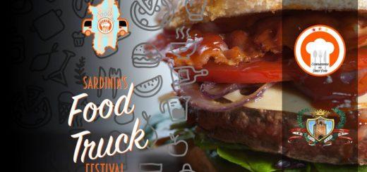 Sardinia's Food Truck Festival - A Torre Grande il 16 e 17 settembre 2017