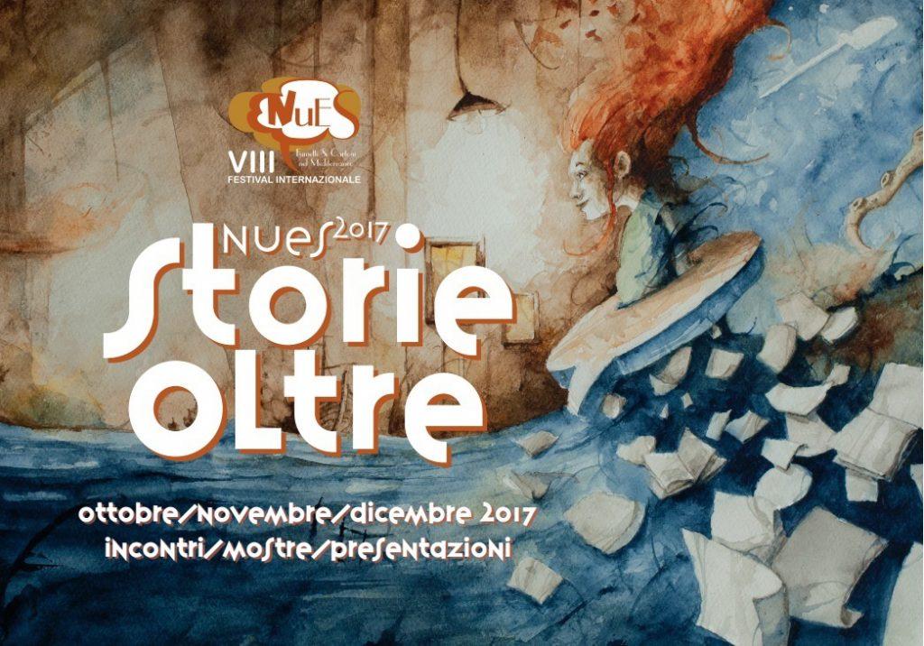 NUES: Fumetti e Cartoni nel Mediterraneo - A Cagliari dal 18 al 24 novembre