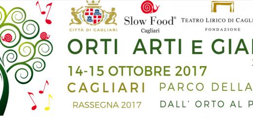 Orti, arti e giardini - A Cagliari il 14 e 15 ottobre 2017