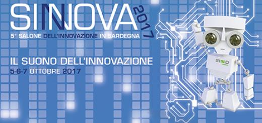 5^ edizione Sinnova - A Cagliari dal 5 al 7 ottobre