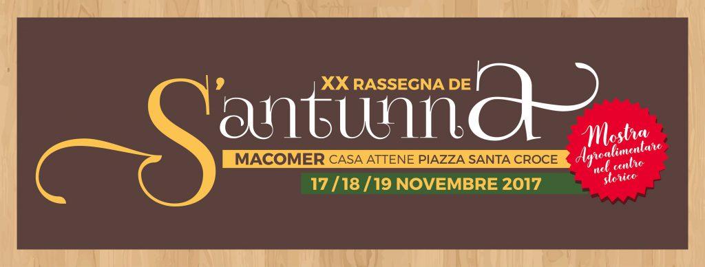 XX edizione S'Antunna a Macomer - Dal 17 al 19 novembre 2017