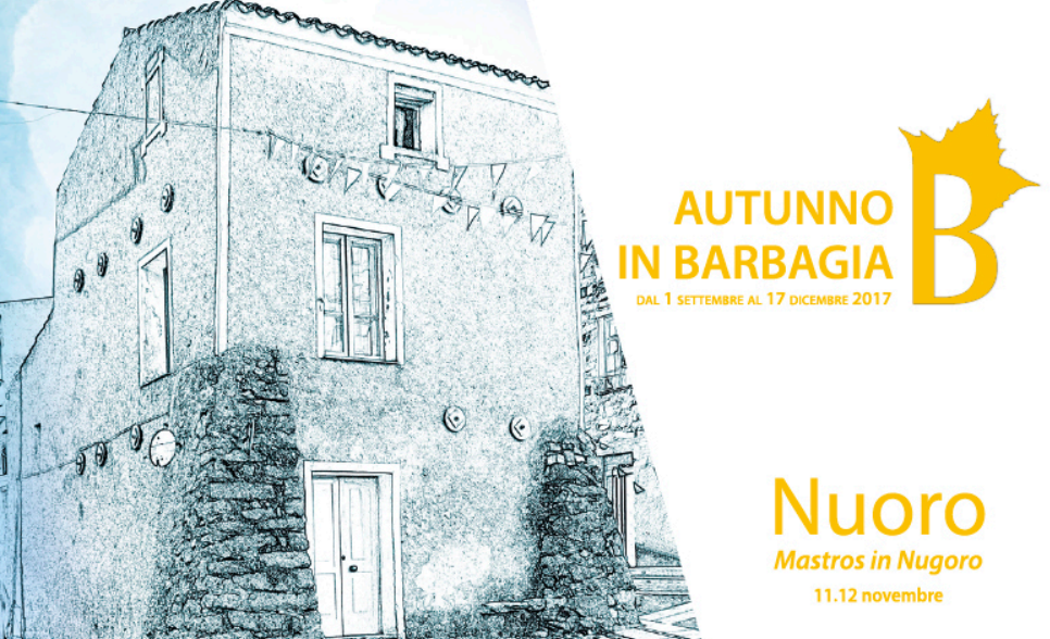 Autunno in Barbagia 2017 aNuoro