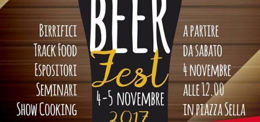 Iglesias Beer Fest - Sabato 4 e domenica 5 novembre 2017