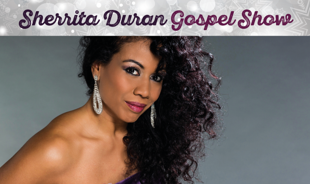 "Musica gospel: venerdì 29 dicembre i ""Sherrita Duran Gospel Singer"" in concerto a Sant'Antioco"