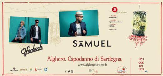 Capodanno 2018 a Alghero con gli Ofenbach e Samuel