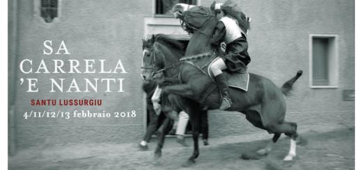 Sa Carrela 'e nanti 2018 a Santu Lussurgiu