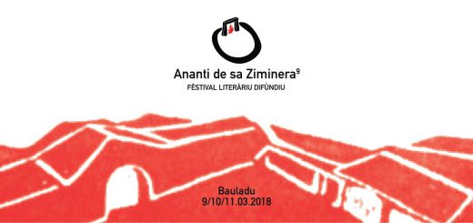 "XI edizione ""Ananti de sa Ziminera"", Festival Literariu Difùndiu"