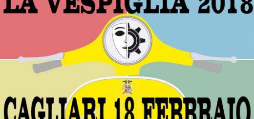 11^ edizione Vespiglia - Domenica 18 febbraio 2018 a Cagliari