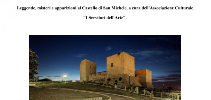 A spasso con i fantasmi di Cagliari al Castello di San Michele