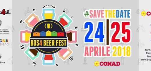 4^ edizione Bosa Beer Fest - 24 e 25 aprile 2018