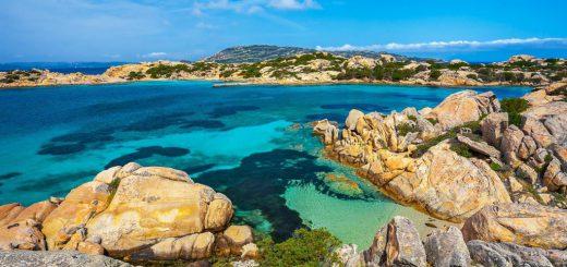Cala Francese, Isola della Maddalena