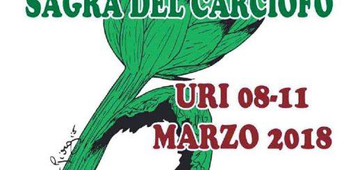 28^ Sagra del carciofo di Uri - Dal 9 all'11 marzo 2018