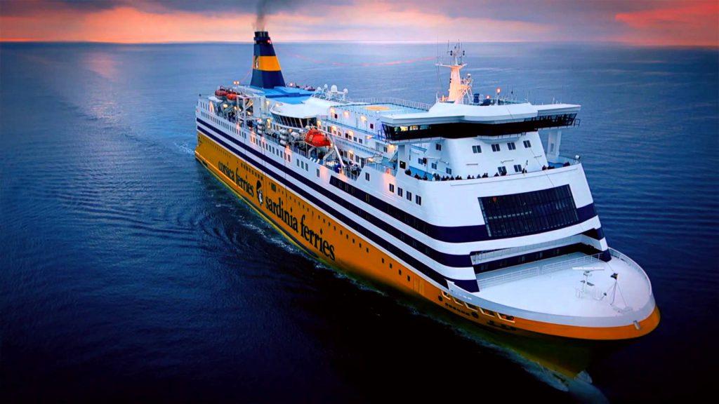 Sardinia Ferries: con le Navi Gialle hai fino al 30% di sco