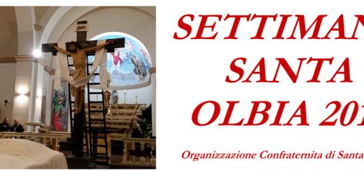 Settimana Santa 2018 ad Olbia
