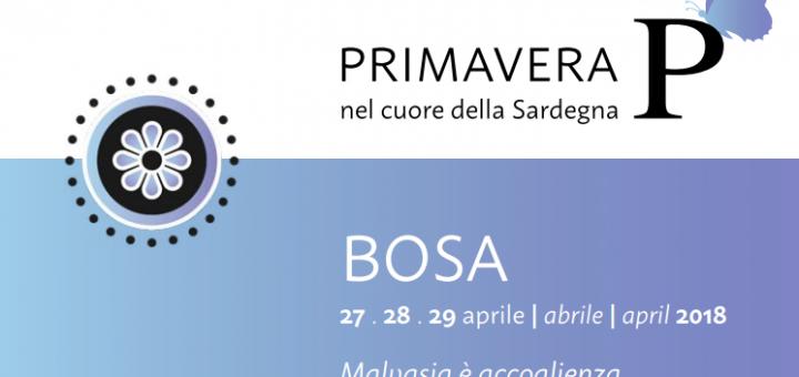 Primavera nel Cuore della Sardegna 2018 – A Bosa il 28 e 29 aprile