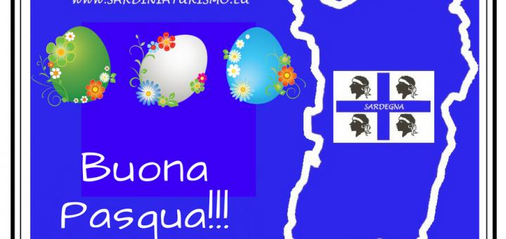 Buona Pasqua da Sardinia Turismo
