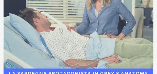 La Sardegna protagonista in una puntata di Grey's Anatomy