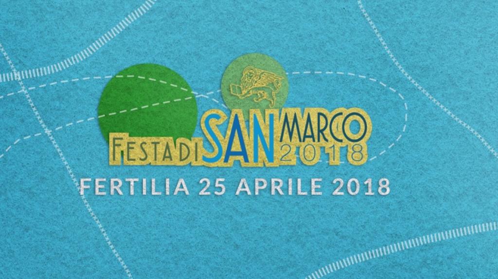 Festa di San Marco a Fertilia (Alghero)- Mercoledì 25 Aprile 2018