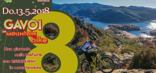 8^ edizione Gavoi in Mountain Bike - Domenica 13 maggio 2018