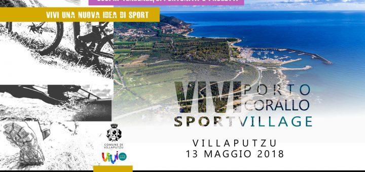 Vivi PortoCorallo Sport Village – Domenica 13 maggio 2018 a Porto Corallo