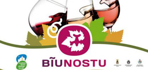 Biu Nostu: rassegna di vini a Sanluri - Sabato 5 maggio 2018