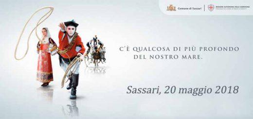 Cavalcata Sarda 2018 - La 69^ edizione a Sassari dal 17 al 20 maggio
