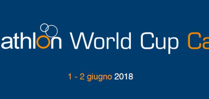 Terza edizione ITU triathlon World Cup a Cagliari - Dall'1 al 2 giugno 2018