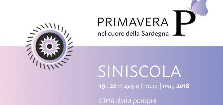 Primavera nel Cuore della Sardegna a Siniscola - 19 e 20 maggio 2018