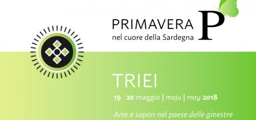 Primavera nel Cuore della Sardegna a Triei - 19 e 20 maggio 2018
